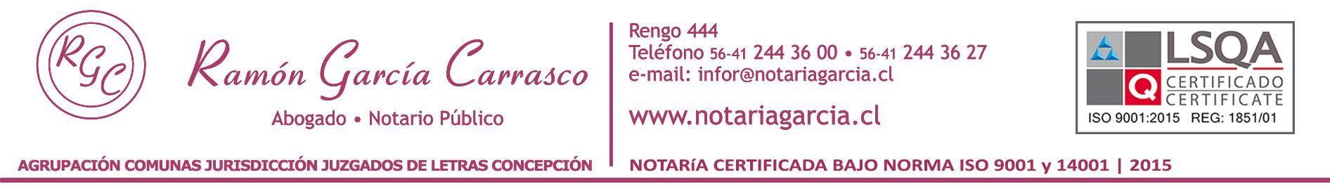 Membrete NotariaGarcia